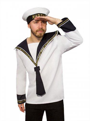 Skjorte sømand til mænd