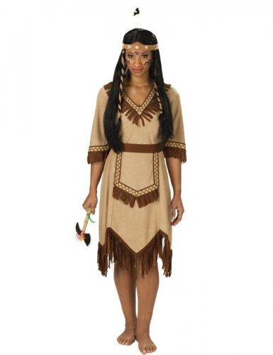 Kostume indianer Apache til kvinder