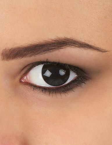 Kontaktlinser sorte 1 års til voksne