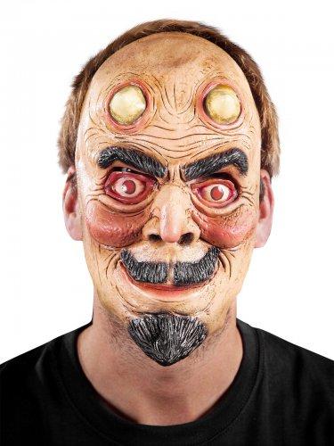 Djævel Maske Grimasse til voksne