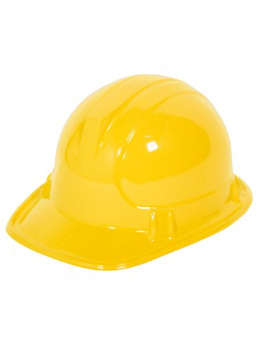 arbejdshjelm gul til børn
