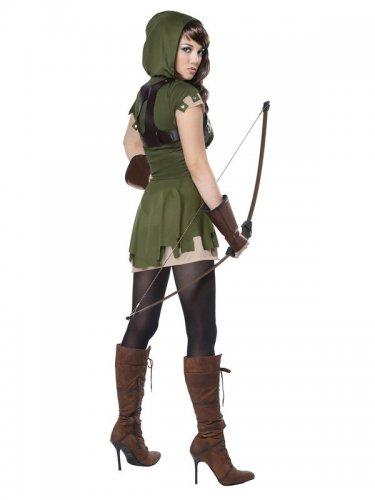 Kostume skovskytte til kvinder-1