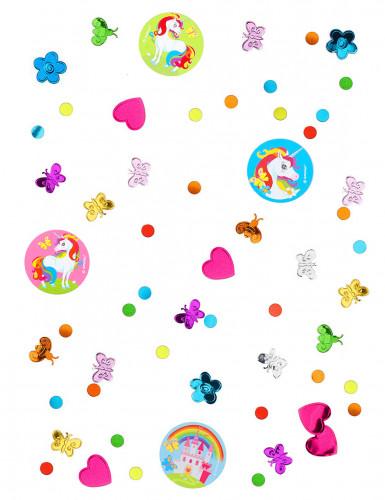 Enhjørning konfetti