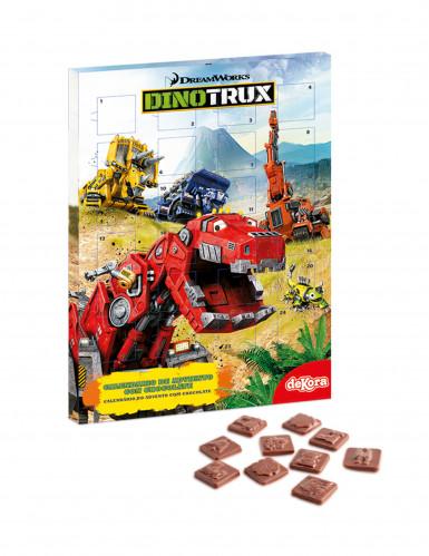 Julekalender chokolade Dinotrux™
