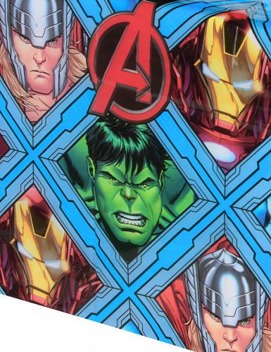 Plastikdug Mighty Avengers™ 120 x 180 cm-1