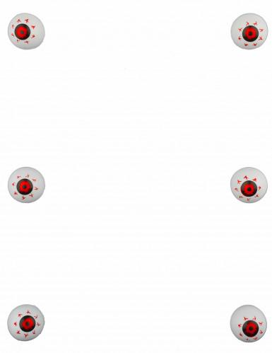 Dekoration 6 øjne-1