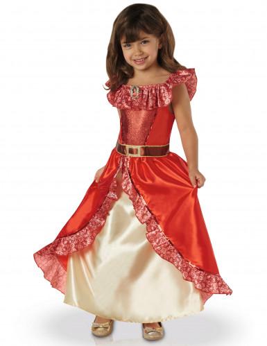 Kostume luksus Elena fra Avalor™ til piger