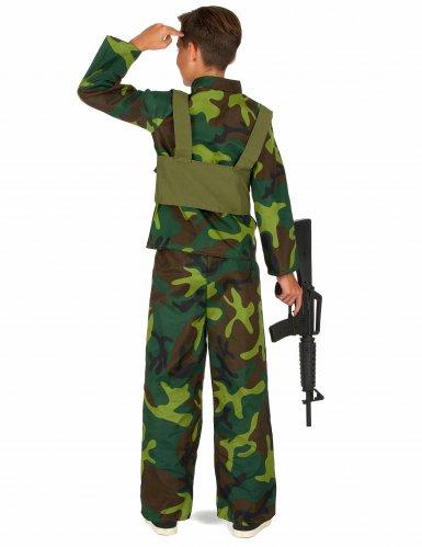 Kostume militær til drenge-2