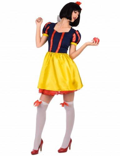 Kostume prinsessen med 7 dværge til kvinder-1