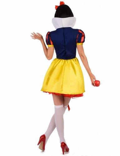 Kostume prinsessen med 7 dværge til kvinder-2