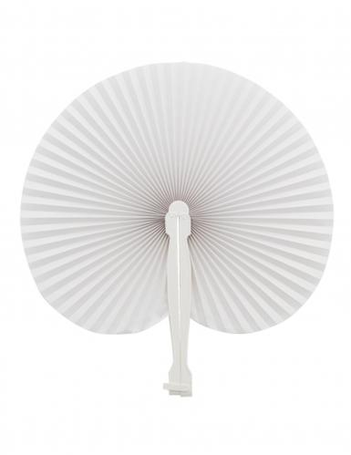 Vifte foldbar hvid