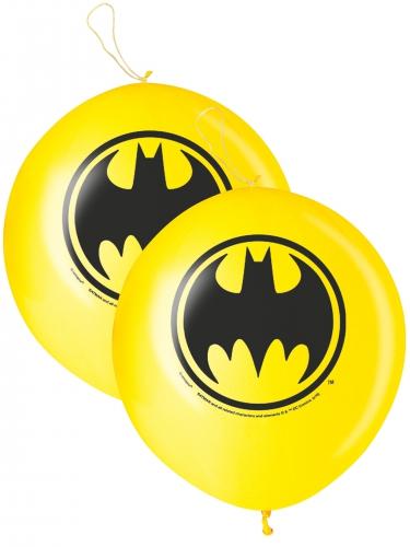 2 Batman™ boksebold balloner 40 cm