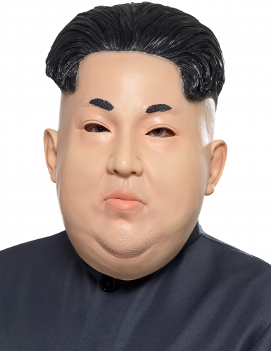 Koreansk diktator luksus maske voksen