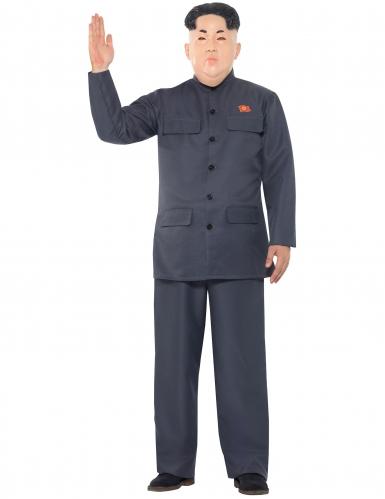 Kostume asiatisk diktator til voksne-1