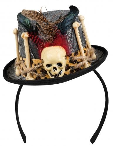 Minihat voodoo doktor til voksne