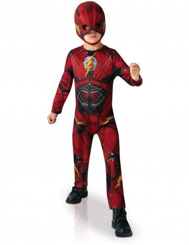 Kostume klassisk Flash Justice League™ til børn