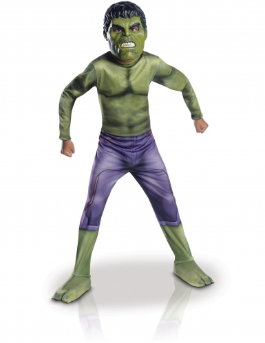 Kostume Hulk klassisk til børn Thor Ragnarok™