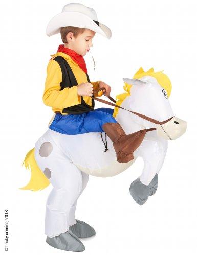 Kostume Carry Me Jolly Jumper til børn - Lucky Luke™-1