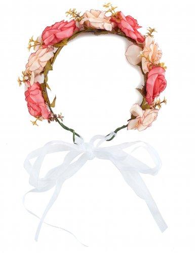 Rustik blomsterkrans til voksne-1