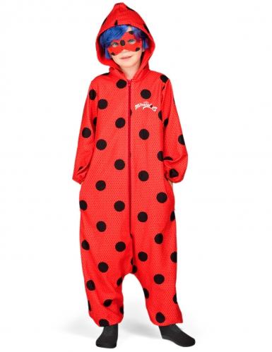 Kostume varm heldragt Ladybug™ til børn