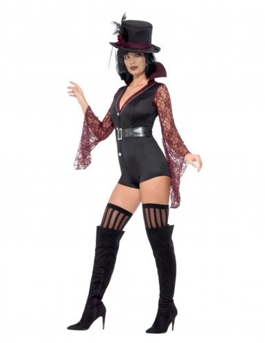 Sexet vampyrkostume til kvinder - Halloween-2