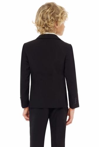 Mr. Black jakkesæt til børn - Opposuits™-1