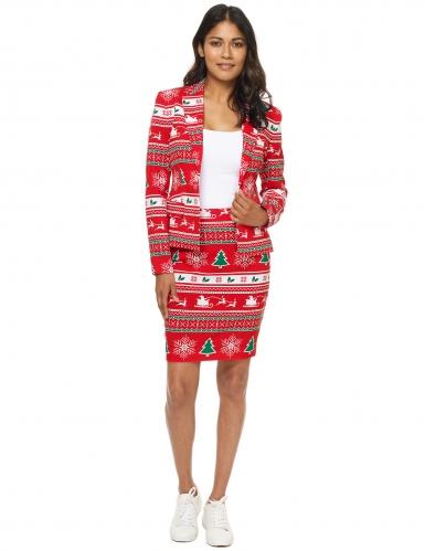 Mrs. Juletræ jakkesæt til kvinder - Suitmeister™