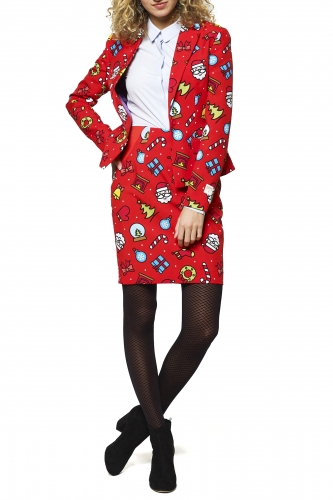 Mrs. Dashing decoration jakkesæt til kvinder - Opposuits™