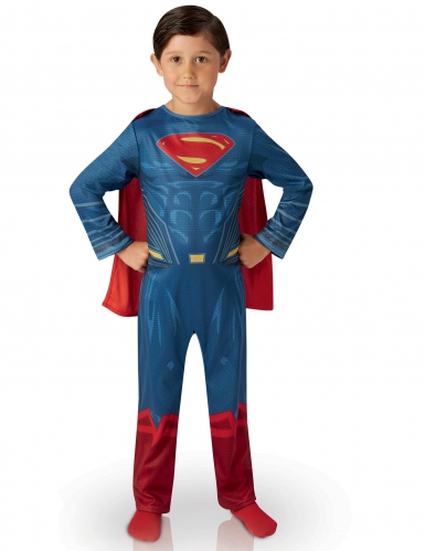 Klassisk Superman Justice league™ kostume dreng