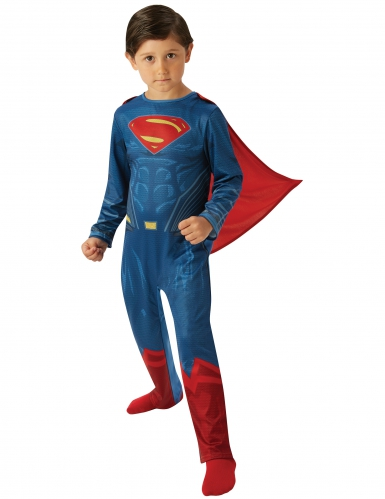Klassisk Superman Justice league™ kostume dreng-1