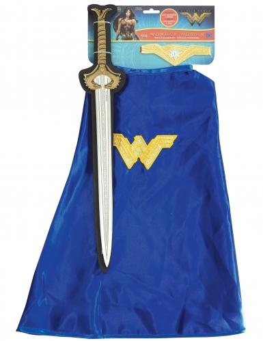 Wonder Woman™ kappe sværd og krone