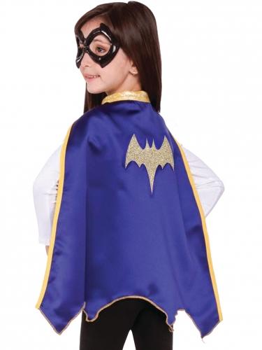 Bat girl Super Hero Girls™ kappe og maske til børn