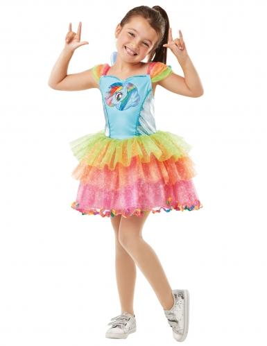 Deluxe Rainbow Dash kostume til piger - My Little Pony™