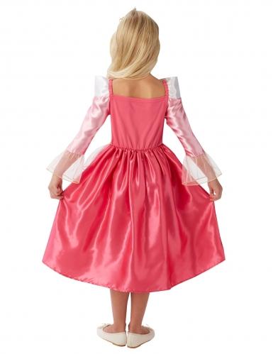 Prinsesse Tornerose™ kostume med krone - pige-2