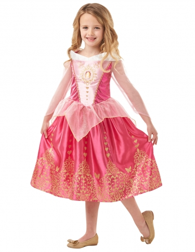 Prinsesse Tornerose™ kostume - pige