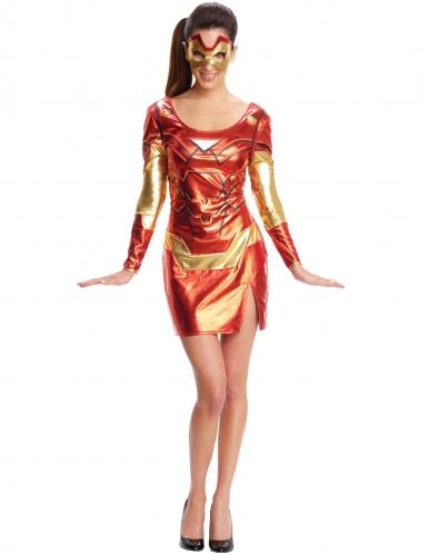 Iron Girl™ kostume kvinde