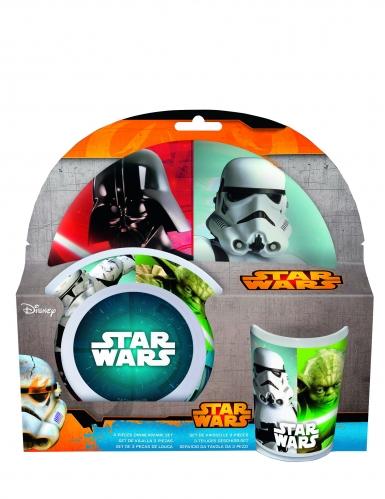 Servicesæt i plastik melamin - Star Wars™