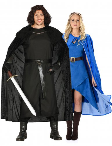 Par kostume heroisk fantasy serie