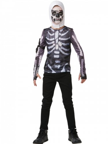 Skull Trooper Fortnight™ kit til teenagere