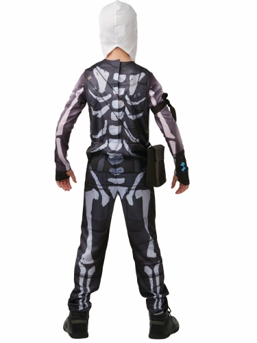 Skull Trooper Fortnite™ kostume til teenagere-2