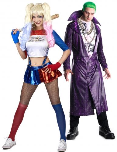Parkostume Joker og hans partner