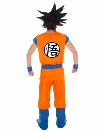 Goku Saiyan kostume til voksne - Dragon Ball Z™-1