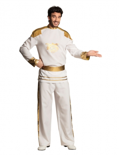 Drømmeprins kostume mand