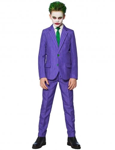 Mr. Joker jakkesæt til børn - Suitmeister™
