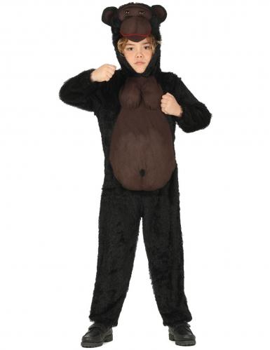 Gorilla kostume til børn