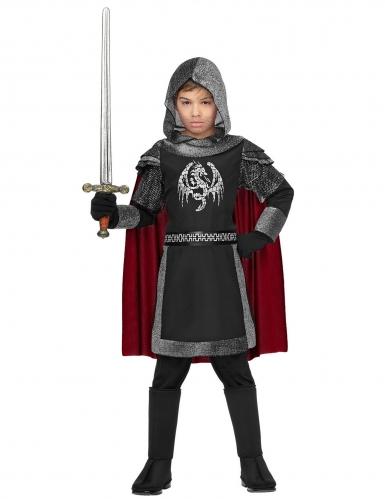 Drage ridder kostume barn-1