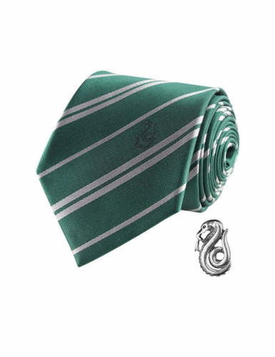 Slytherin slips med pin - Harry Potter™