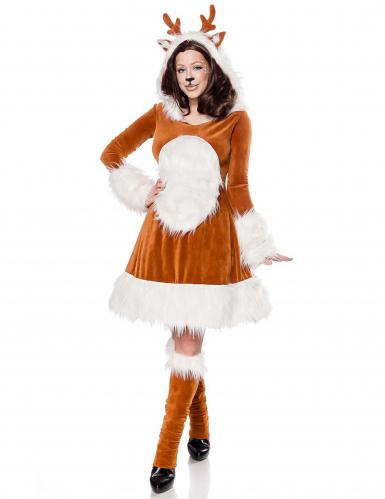 Kostume luksus rensdyr kvinde