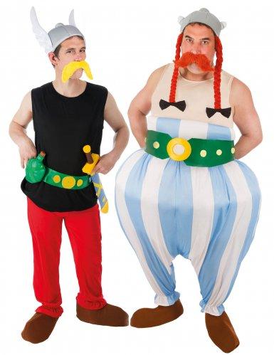 Parkostume Asterix og Obelix voksen