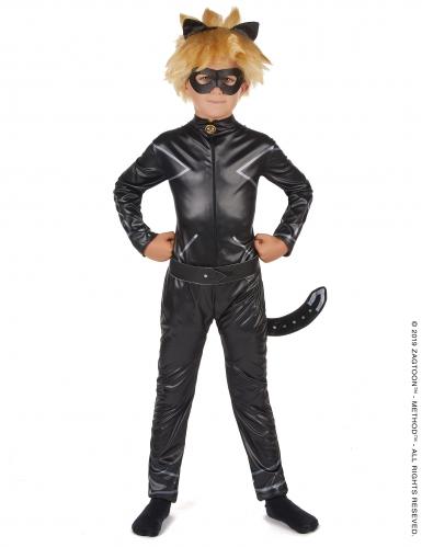Cat Noir Miraculous™ kostume dreng-1